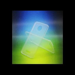 Motorola Moto Z - Gumiran ovitek (TPUA) - prosojen
