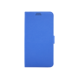 Huawei Mate 9 - Preklopna torbica (WLG) - modra