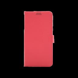 Motorola Moto Z - Preklopna torbica (WLG) - rdeča