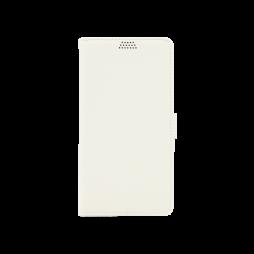 Motorola Moto Z Play - Preklopna torbica (WLG) - bela