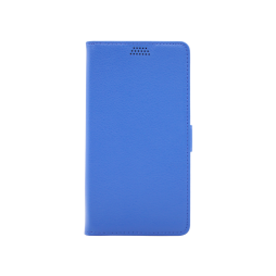 Motorola Moto Z Play - Preklopna torbica (WLG) - modra