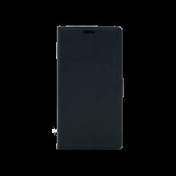 Lenovo Vibe S1 - Preklopna torbica (WLG) - črna