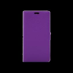 Lenovo Vibe S1 - Preklopna torbica (WLG) - vijolična