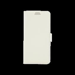Samsung Galaxy A3 (2017) - Preklopna torbica (WLG) - bela