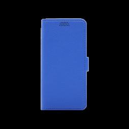 Samsung Galaxy A3 (2017) - Preklopna torbica (WLG) - modra