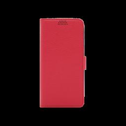 Samsung Galaxy A3 (2017) - Preklopna torbica (WLG) - rdeča