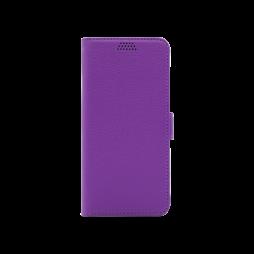 Samsung Galaxy A3 (2017) - Preklopna torbica (WLG) - vijolična
