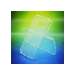 Samsung Galaxy A3 (2017) - Gumiran ovitek (TPUA) - prosojen