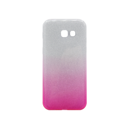Samsung Galaxy A3 (2017) - Gumiran ovitek (TPUB) - roza