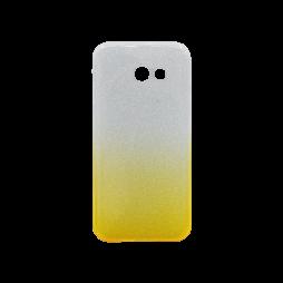 Samsung Galaxy A3 (2017) - Gumiran ovitek (TPUB) - rumena