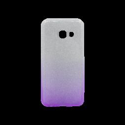 Samsung Galaxy A5 (2017) - Gumiran ovitek (TPUB) - vijolična