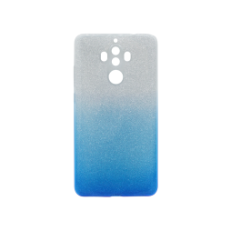 Huawei Mate 9 - Gumiran ovitek (TPUB) - modra