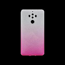 Huawei Mate 9 - Gumiran ovitek (TPUB) - roza
