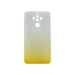 Huawei Mate 9 - Gumiran ovitek (TPUB) - rumena