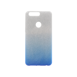 Huawei Honor 8 - Gumiran ovitek (TPUB) - modra