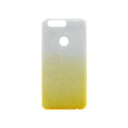 Huawei Honor 8 - Gumiran ovitek (TPUB) - rumena