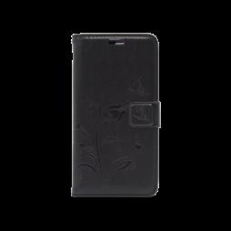 Huawei Honor 8 - Preklopna torbica (WLGO) - črna