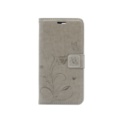 Huawei Honor 8 - Preklopna torbica (WLGO) - siva
