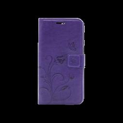 Huawei Honor 8 - Preklopna torbica (WLGO) - vijolična