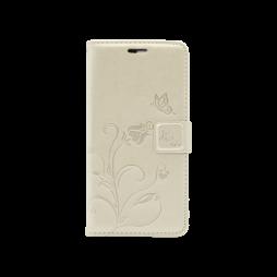 Huawei Honor 8 - Preklopna torbica (WLGO) - zlata