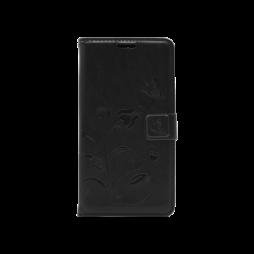 Huawei Mate 9 - Preklopna torbica (WLGO) - črna