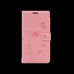 Huawei Mate 9 - Preklopna torbica (WLGO) - roza