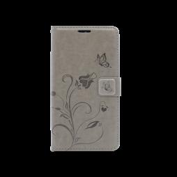 Huawei Mate 9 - Preklopna torbica (WLGO) - siva