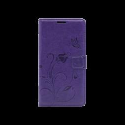 Huawei Mate 9 - Preklopna torbica (WLGO) - vijolična