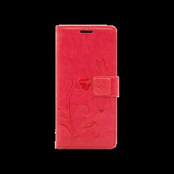 Sony Xperia XA - Preklopna torbica (WLGO) - rdeča
