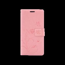 Sony Xperia XA - Preklopna torbica (WLGO) - roza