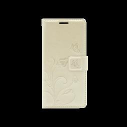 Sony Xperia XA - Preklopna torbica (WLGO) - zlata