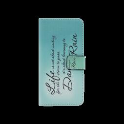 Sony Xperia XA - Preklopna torbica (WLGP) - Green dream