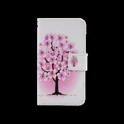 Samsung Galaxy J1 (2016) - Preklopna torbica (WLGP) - Cherry tree 2
