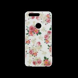 Huawei Honor 8 - Gumiran ovitek (TPUP) - Flowers