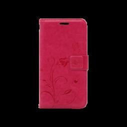 Samsung Galaxy A3 (2017) - Preklopna torbica (WLGO) - rdeča