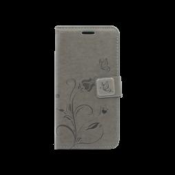 Samsung Galaxy A3 (2017) - Preklopna torbica (WLGO) - siva