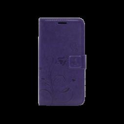 Samsung Galaxy A3 (2017) - Preklopna torbica (WLGO) - vijolična