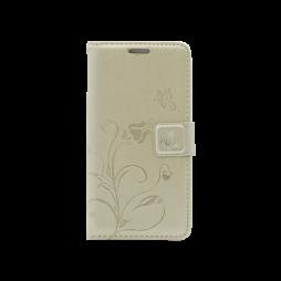 Huawei nova - Preklopna torbica (WLGO) - zlata