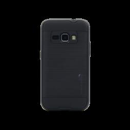 Samsung Galaxy J1 (2016) - Gumiran ovitek (ARM-01) - črn