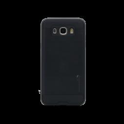 Samsung Galaxy J7 (2016) - Gumiran ovitek (ARM-01) - črn
