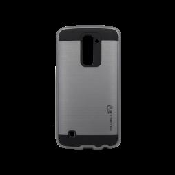 LG K10 - Gumiran ovitek (ARM-01) - siv