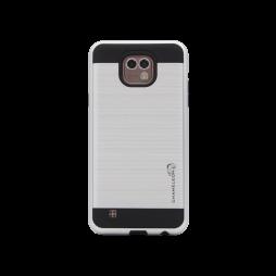 LG X cam - Gumiran ovitek (ARM-01) - srebrn