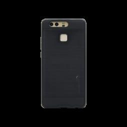 Huawei P9 - Gumiran ovitek (ARM-01) - črn