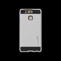 Huawei P9 - Gumiran ovitek (ARM-01) - srebrn