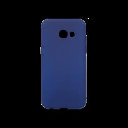 Samsung Galaxy A3 (2017) - Okrasni pokrovček (65) - moder