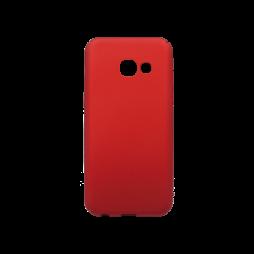 Samsung Galaxy A3 (2017) - Okrasni pokrovček (65) - rdeč