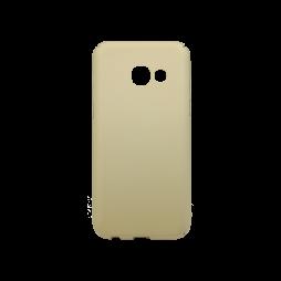 Samsung Galaxy A3 (2017) - Okrasni pokrovček (65) - zlat
