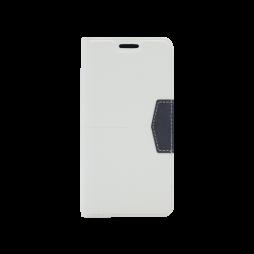 Samsung Galaxy A3 (2017) - Preklopna torbica (47G) - bela