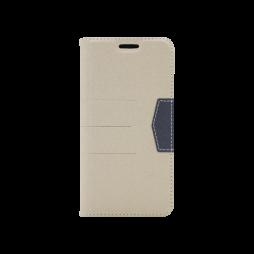 Samsung Galaxy A3 (2017) - Preklopna torbica (47G) - bež