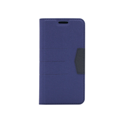 Samsung Galaxy A3 (2017) - Preklopna torbica (47G) - modra